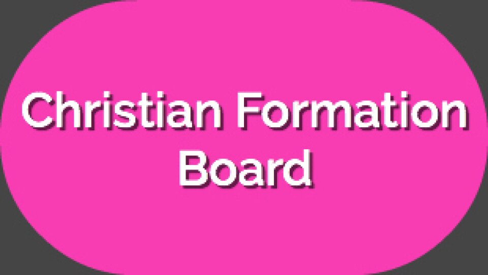 Christian Formation Board Meeting