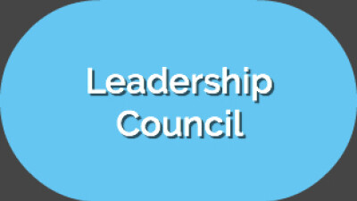 Leadership Council Update - March 2017