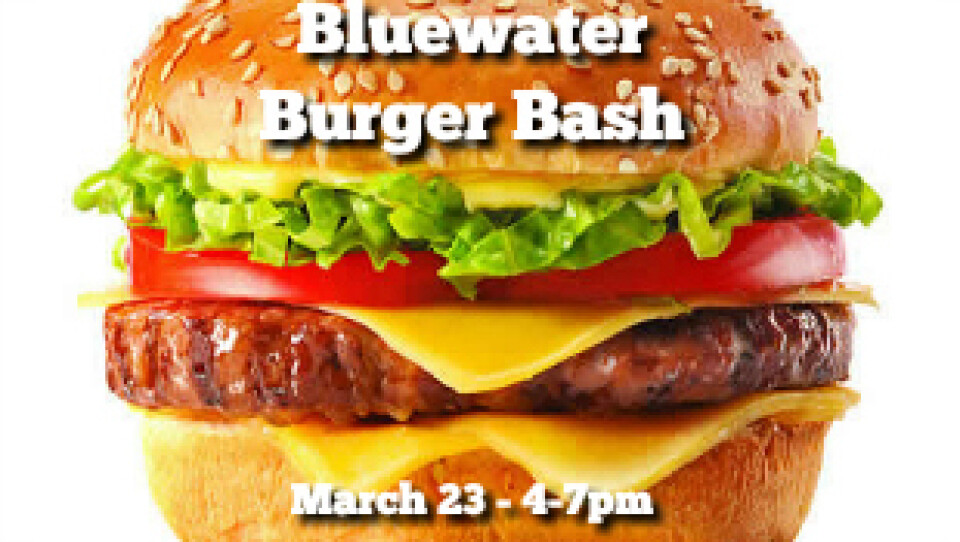 Bluewater Burger Bash