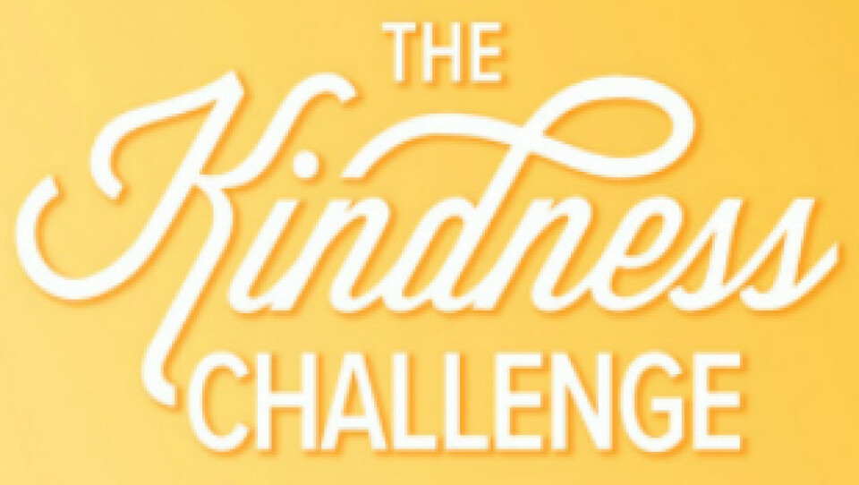 Kindness Challenge Bible Study
