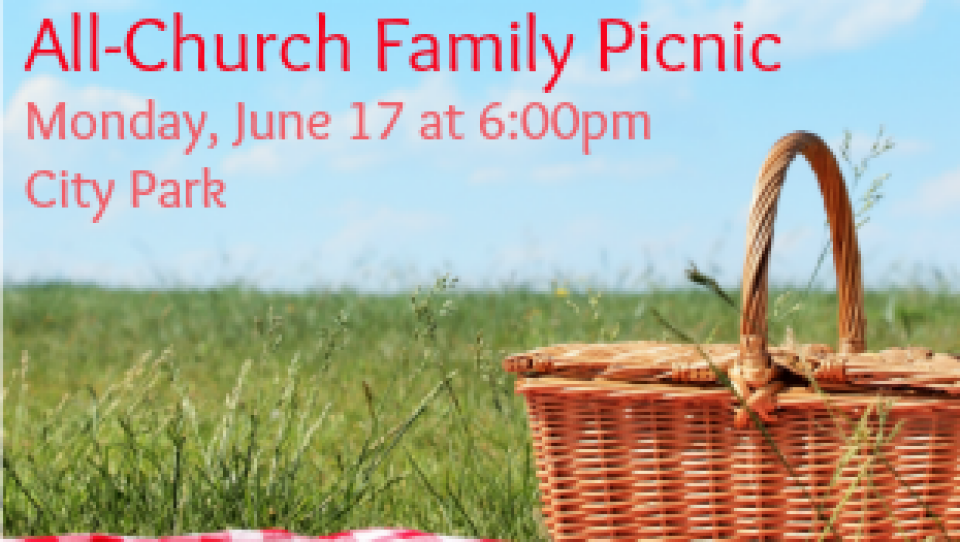 All-Church Family Picnic